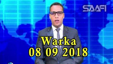 WARKA 08 09 2018 Shirkii maamul goboleedyada Kismaayo ka socday oo lagu go aansaday in dowlada xiriirka loo jaro