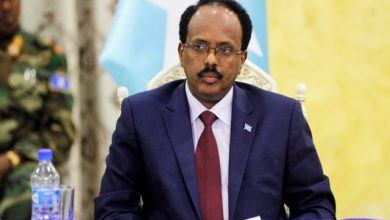 Photo of Farmajo Condoles With Family Of 9-Year Old School Girl Killed In Mogadishu