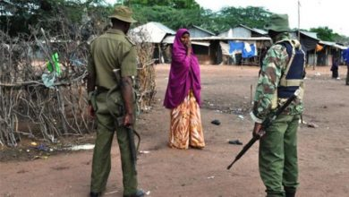 Photo of Kenyan Police Arrest Four Somalis Over Elwak Town Killings
