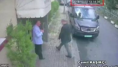 Photo of Khashoggi case: CCTV disappears from Saudi consulate in Turkey