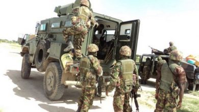Photo of Kenya's security forces intensify hunt for militants after 2 teachers get killed