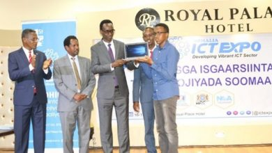 Photo of Somali students receive free domains to promote blogging