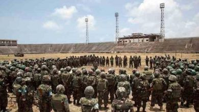 Photo of Clean-up begins as Somalia's Stadium Mogadishu sees army exit and footballers enter