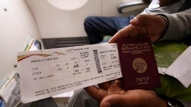 Photo of Ethiopia's visa-on-arrival for all Africans starts November 9