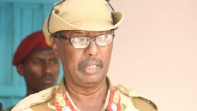 Photo of Puntland's army chief to run in next year's presidential election