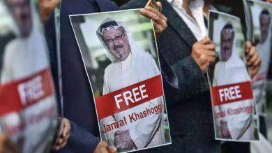 Photo of Jamal Khashoggi: Turkey hunts black van it believes carried body