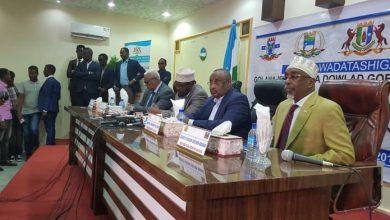 Photo of Somali Regional Leaders Convene Meeting In Puntland Capital