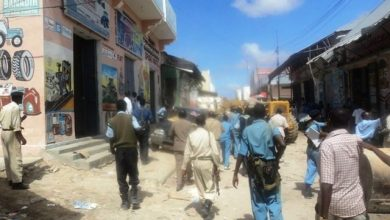 Photo of Somali Police Detain Two Robbers In Mogadishu's Bakara Market