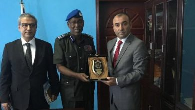 Photo of Turkish Police Chief Arrives In Somali Capital