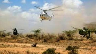 Photo of Warplanes Carry Out An Airstrike In Southern Somalia