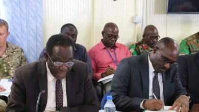 Photo of Stakeholders Meet To Review Progress In The Security Sector