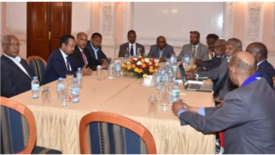 Photo of Ethiopia Signs Peace Deal With ONLF Rebel Group In Eritrea