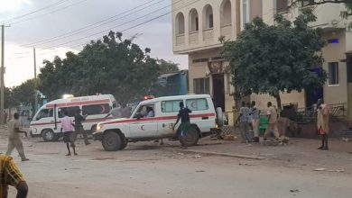 Photo of Twin Blasts In Baidoa Kill At Least 19