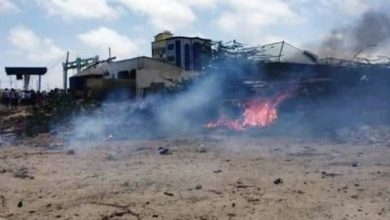 Photo of Three Die After Car Bomb Strikes Italian Military Convoy In Mogadishu