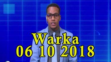 Photo of WARKA 06 10 2018 Abu Mansuur Roobow iyo taageerayaashiisa oo jawaab kulul siiyey dowlada Soomaaliya