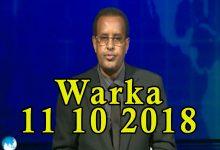 WARKA 11 10 2018 Xaflad lagu weyneynaayey lawareegida DP WORLD ee dekeda Berbera oo Hargeysa lagu qabtay