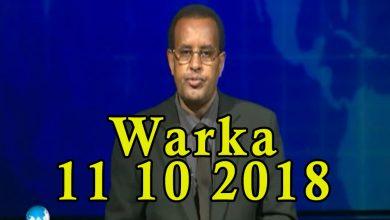 Photo of WARKA 11 10 2018 Xaflad lagu weyneynaayey lawareegida DP WORLD ee dekeda Berbera oo Hargeysa lagu qabtay