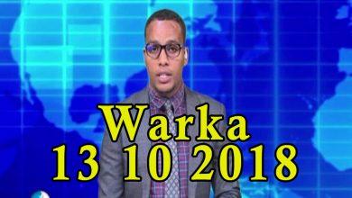 Photo of WARKA 13 10 2018 Qaraxyo isku xig xgiay oo lagu bartilmaameydsaday shacab masaakiin ah oo magaalada Baydhabo ka dhacay
