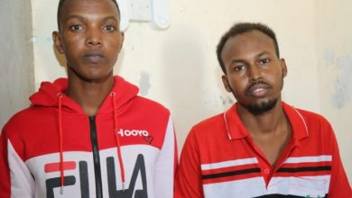 Photo of Somali Military Court Hands Down Jail Sentences To Al-Shabaab Operatives