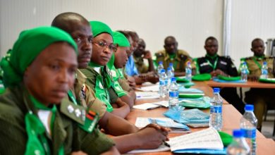 Photo of Senior AMISOM Military Officers Meet To Review Operations