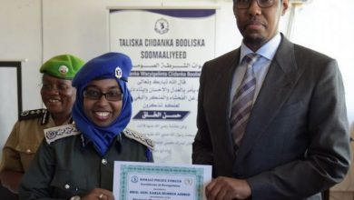 Photo of Senior Police Officers Conclude Training In Mogadishu