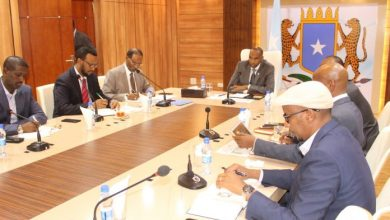 Photo of Somali PM Chairs Meeting On The Country's Finance In Mogadishu