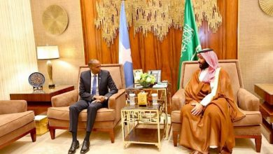 Photo of Somali PM Meets With Saudi Arabia Crown Prince In Riyadh