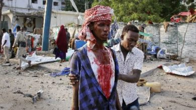 Photo of Toll rises to 53 dead from bomb blasts in Somalia's capital
