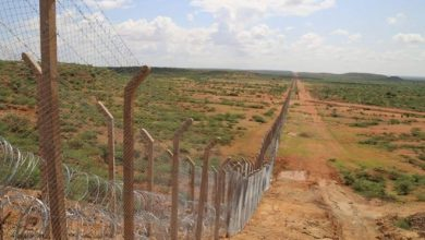 Photo of Somalia boundary wall works praised by MPs