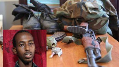 Photo of Somalia jails militant disguised in army uniform on terrorism charges