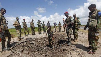 Photo of Somali army kills 3 al-Shabab fighters in central region
