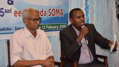 Photo of Soma Media Members discuss Media Role In Social Transformation