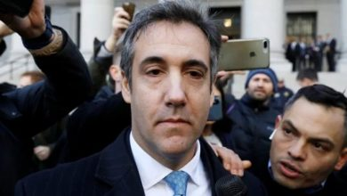 Photo of Michael Cohen, Trump's former lawyer, pleads guilty to lying to Congress about Moscow project