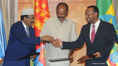 Photo of Ethiopia PM in Amhara region: to host Eritrea, Somali leaders