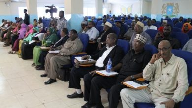 Photo of Somali Parliament Debated On Aviation And Airspace Bill