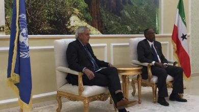 Photo of UN Envoy Visits Hargeisa First Since His Arrival In Somalia