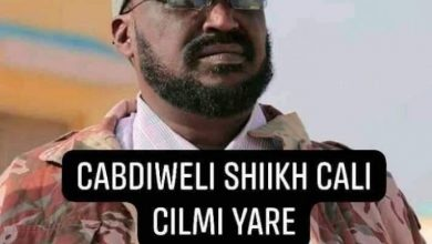 Photo of A Controaversial Islamic Leader And His Followers Killed In Galkayo Attack