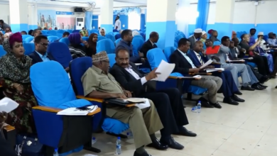 Photo of Somali Parliament Disperse Finance Committee