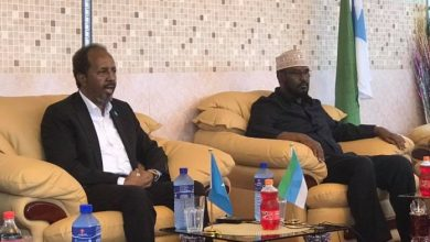Photo of Former Somali President Arrives In Kismayo City