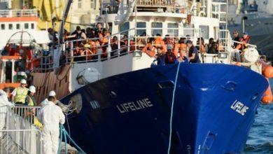 Photo of Spanish Navy Rescues 9 Moroccan Irregular Migrants Off Morocco's Coast