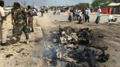 Photo of One Dead In IED Blast On Military Convoy Near Mogadishu