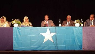 Photo of President Farmajo Meets With Somalia Diaspora In Italy