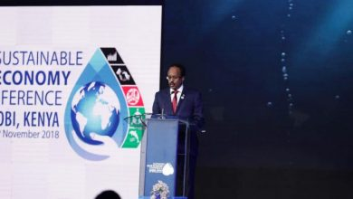 President Farmajo Calls For Ending Illegal Fishing Vessels In African Waters