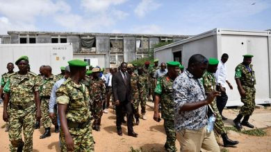 Photo of AMISOM starts the process of handing over military academy to SNA
