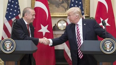 Photo of Trump 'accepts Erdogan's invitation' to visit Turkey in 2019