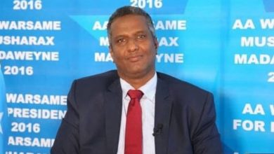 Photo of Self-exiled Somali opposition leader wants to go home