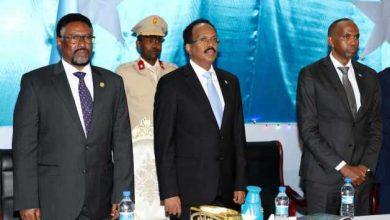 Photo of Top Somali Leaders Holds Meeting In Mogadishu