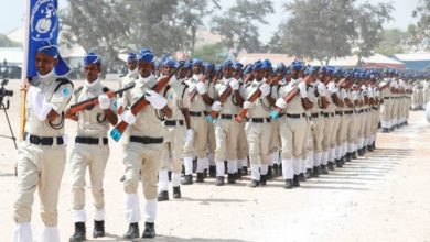 Photo of Somali Police Force Celebrates 75th Anniversary Since Its Inception