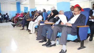 Photo of Somali Parliament Unanimously Approves 2019 Budget