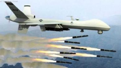 Photo of Fighter Jets Bomb Al-Shabaab Stronghold In Somalia